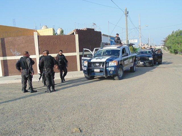 ¡Tras una riña y balacera atraparon a 4 sujetos en Aguascalientes!