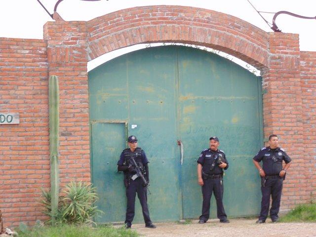 ¡Asesinaron y calcinaron a un sexagenario en su casa en Aguascalientes!