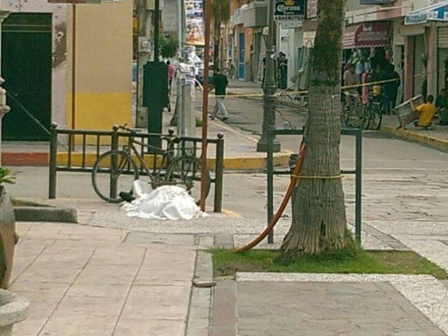 ¡Taquero mató a un doctor en Aguascalientes!