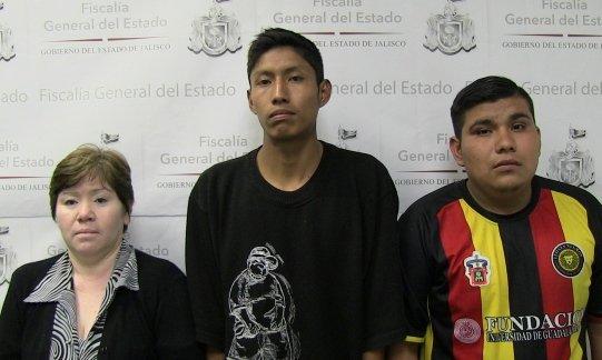 ¡Detienen a tres presuntos asesinos de un hombre en Guadalajara!