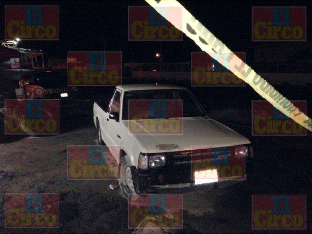 """¡Aseguraron camioneta utilizada en el triple """"levantón"""" en Lagos de Moreno!"""