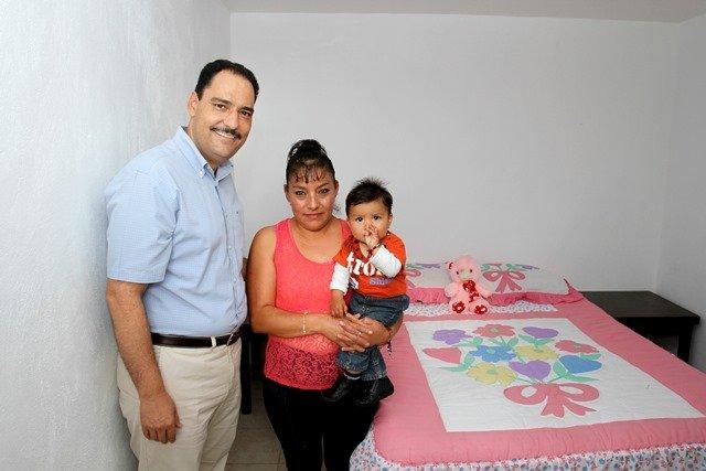 ¡Ofrece Gobierno Municipal vivienda digna para familias en condiciones vulnerables!