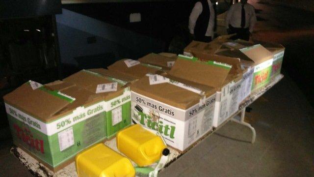 ¡Militares interceptaron cargamento de 128.7 kilos de marihuana en Aguascalientes!