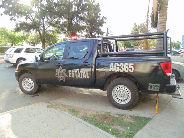 ¡Capturaron a un sujeto con un arma de fuego y se ostentó como integrante de un grupo delictivo en Zacatecas!