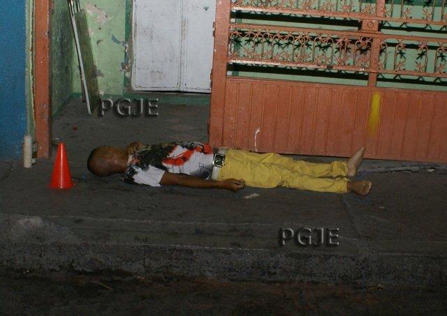 ¡Atrapan a sujeto que asesinó a balazos a un adolescente en Aguascalientes en el 2011!