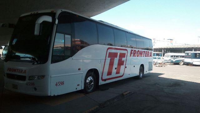 ¡Interceptaron a 14 guatemaltecos en la central camionera de Aguascalientes!