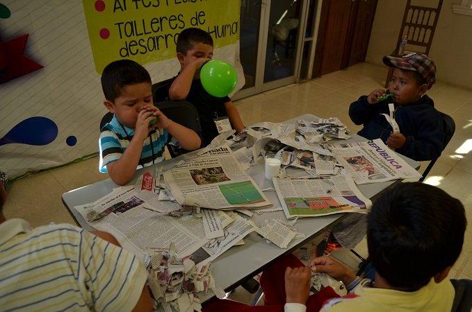 ¡Asisten cerca de 200 niños a cursos de verano al municipio de Calera!