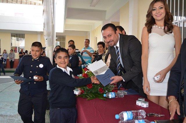 ¡Concluyó el ciclo escolar 2014-2015 en Calera!
