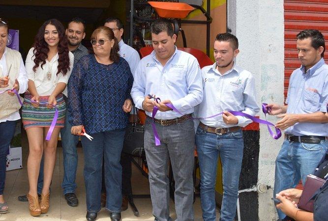 ¡Fortalece el municipio de Calvillo apoyos del programa 3×1 para migrantes!