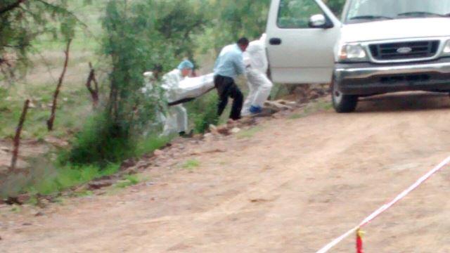¡FOTOGALERIA/ El Cártel Jalisco Nueva Generación ejecutó a un narcotraficante en Aguascalientes!