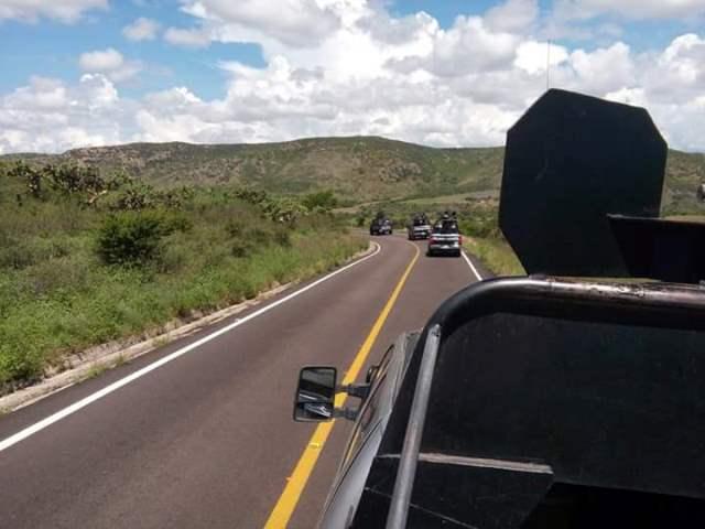 ¡Secuestraron a 2 empresarios en Saín Alto, Zacatecas!
