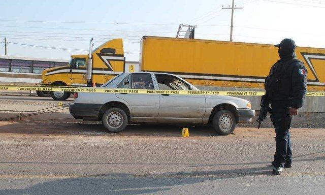 ¡Ejecutaron a tiros a un hombre en Guadalupe, Zacatecas!