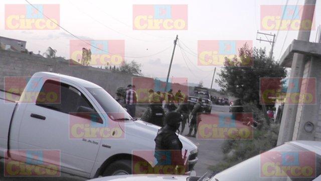¡FOTOGALERIA/ Intentaron ejecutar a tiros a 2 jóvenes en la Estación San José de Fresnillo!