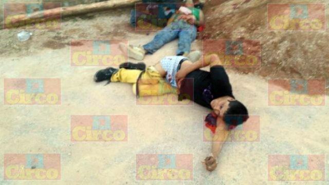 ¡Intentaron ejecutar a tiros a 2 jóvenes en la Estación San José de Fresnillo!