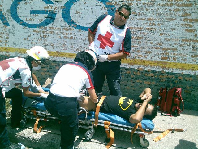¡No le gustó que le cobraran un dinero y baleó a un joven en Aguascalientes!