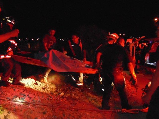¡Alcohólico murió ahogado en un arroyo en Aguascalientes!