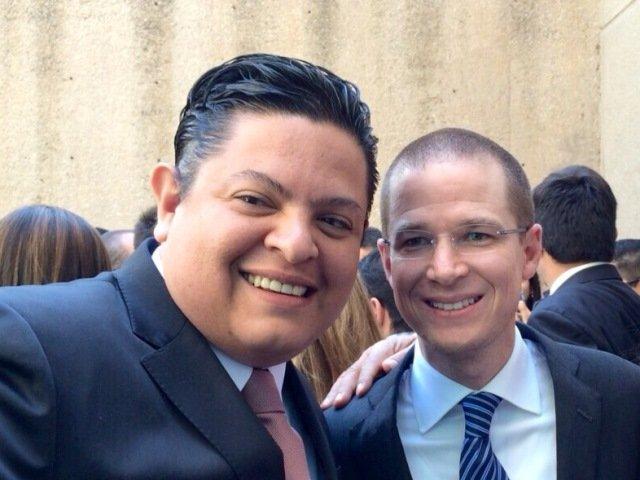 ¡Ricardo Anaya es la opción de liderazgo real que requiere el PAN: Mario Michaus!
