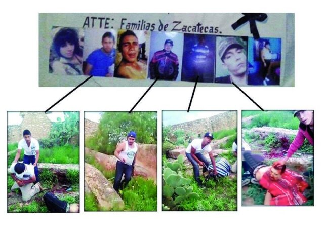 ¡El Ejército ejecutó a 7 sicarios disfrazados de jornaleros en Calera!
