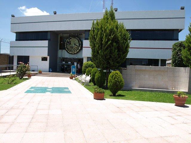 ¡La PGR detuvo a un narco que usaba su casa como centro de almacenamiento y distribución de droga en Aguascalientes!