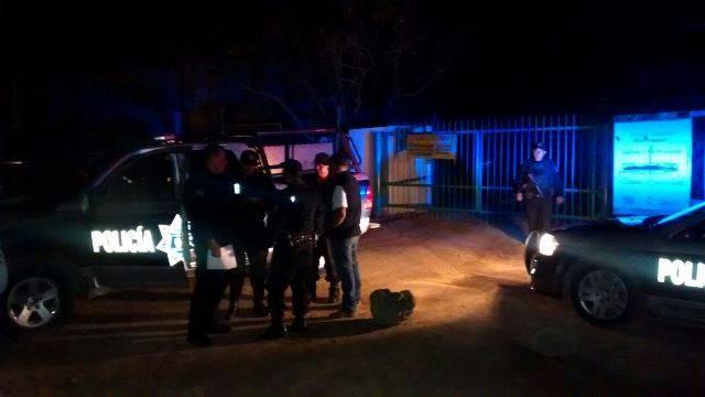 ¡Violento asalto sufrió una pareja en el Cerro del Picacho!