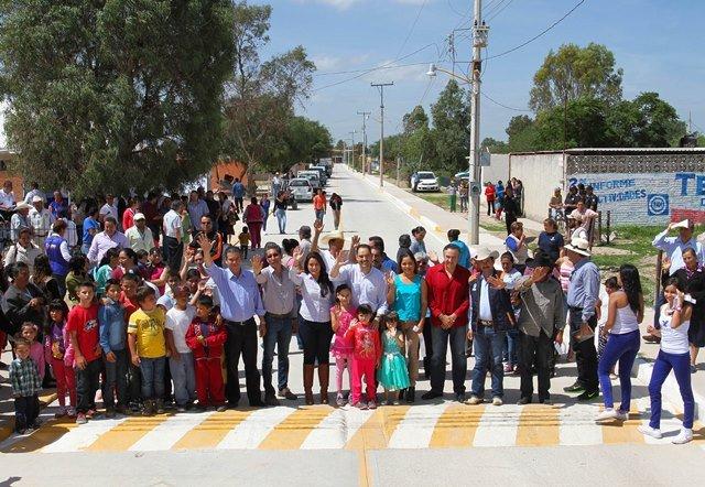 ¡El Gobierno Municipal atiende las principales necesidades del sector rural de Aguascalientes!