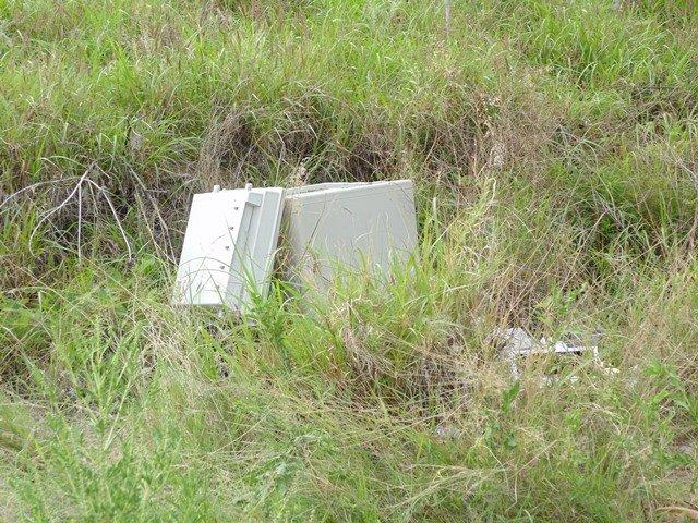 ¡Delincuentes saquearon una residencia en Aguascalientes y se llevaron una caja fuerte!