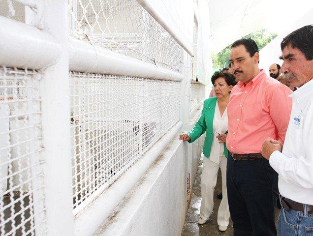 ¡Dignifica Gobierno Municipal de Aguascalientes instalaciones del Centro de Control, Atención y Bienestar Animal!