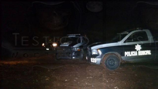 ¡Ejecutaron a un hombre y dejaron a otro gravemente herido en Fresnillo!