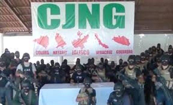 El narco sigue vigente en Aguascalientes. El CJNG se hace presente con ejecuciones