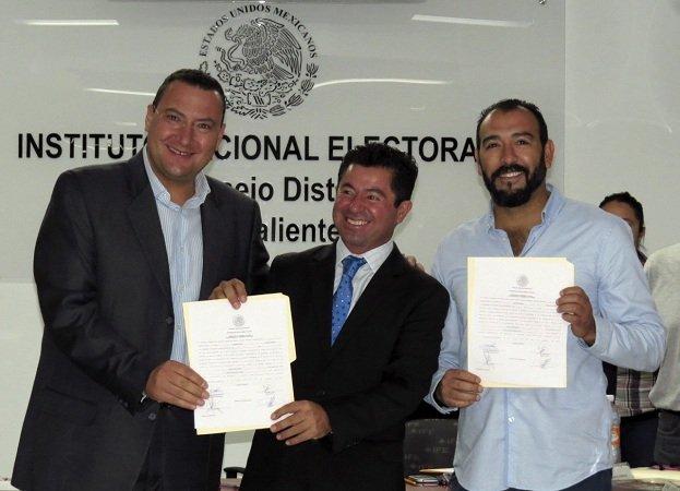 ¡Confirma el TEPJF el triunfo de Jorge López Martín en el distrito 03 de Aguascalientes!