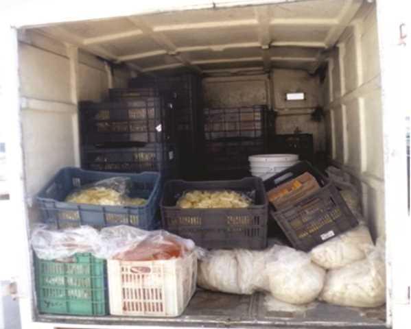¡Atraparon a 2 sujetos con 44 mil cigarros de contrabando en Aguascalientes!