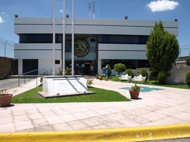 ¡Detenidos Agentes de la Delegación Estatal de la PGR en Aguascalientes!