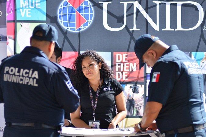 ¡Organiza el MunicipioAgs la 1er Expo Oferta Educativa para elementos policíacos!