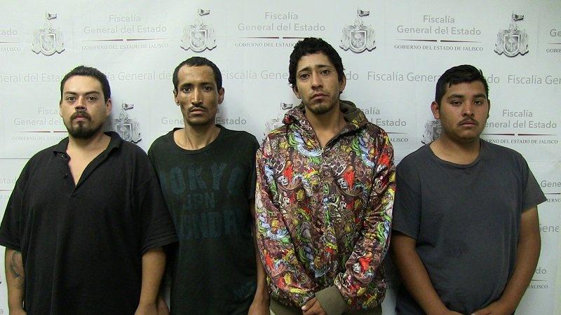 ¡Capturan a 6 narcodistribuidores en San Pedro Tlaquepaque, Jalisco!