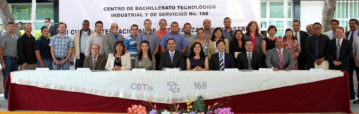 ¡Fortalece el MunicipioAgs vinculación con el CBTIS 168!