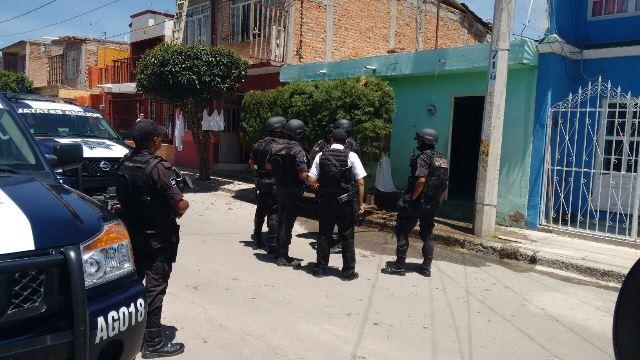 ¡A prisión desquiciado sujeto que agredió y quemó a su madre en Aguascalientes!