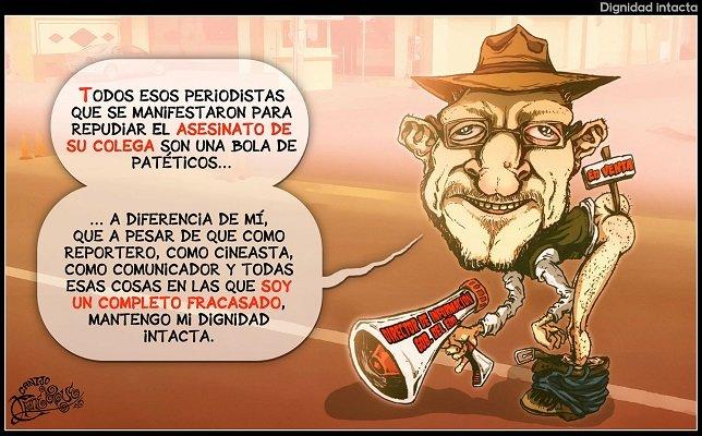 ¡José Antonio Zapata Cabral, de muerto de hambre a lame-botas de Gobierno del Estado!