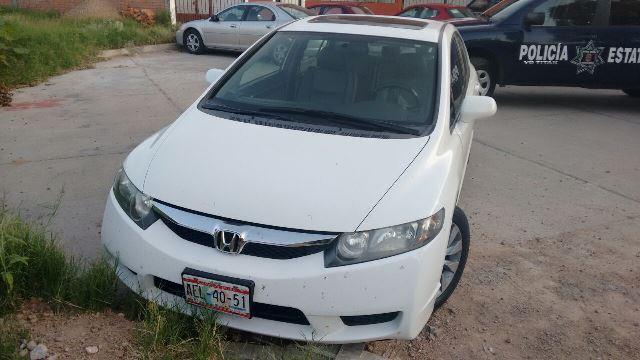 ¡Asaltaron a un hombre y lo despojaron de $1 millón y su auto en Aguascalientes!