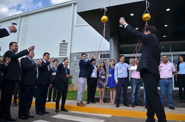 ¡Inicia operaciones Nagakura México desde el Parque Industrial Sumar I en Calera!