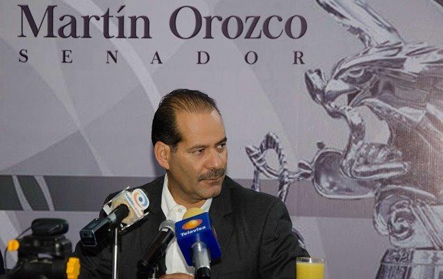 ¡Irreversible la prevención y el combate a la corrupción: Martín Orozco!