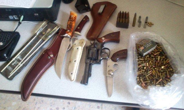 ¡Sujeto disparó a su esposa e hija en Aguascalientes y fue detenido por policías municipales!