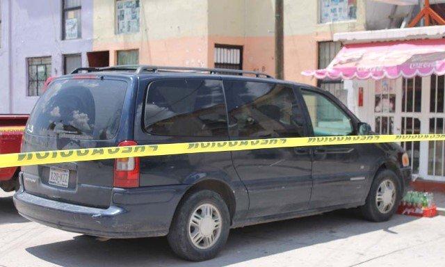 ¡Aseguraron camioneta utilizada en hechos delictivos en Fresnillo!
