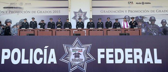 ¡ La Policia Federal fortalece sus capacidades al graduarse nuevos policias para las divisiones de gendarmería y fuerzas federales!