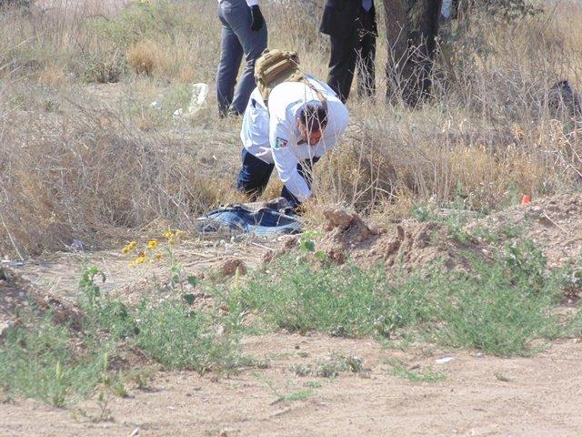 """¡Comprueban ejecución-decapitación a 6 integrantes de """"La Oficina"""" en Aguascalientes!"""