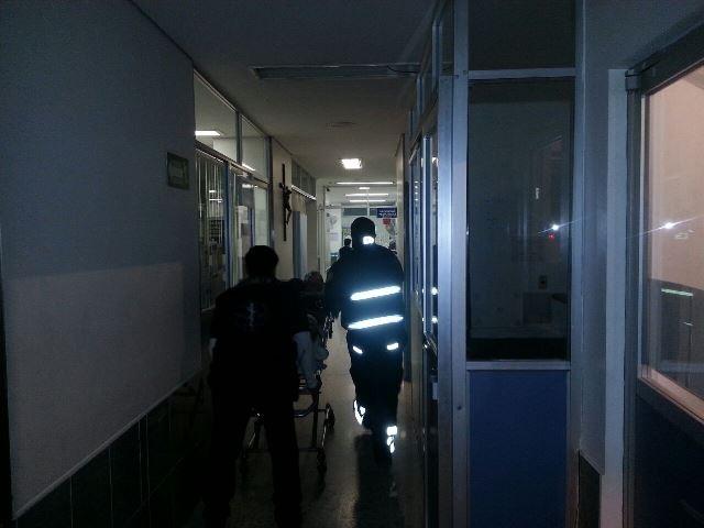 ¡Joven fue baleado por un policía municipal en Aguascalientes tras participar en una riña!