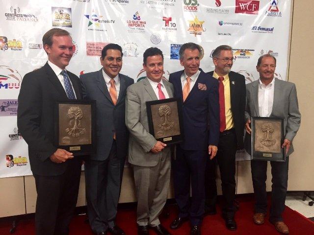 ¡Varios proyectos exitosos en Calvillo se han dado gracias a migrantes: Javier Lúevano Núñez!