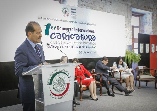 ¡México necesita hacer un mayor esfuerzo en materia de derechos humanos: Martín Orozco!