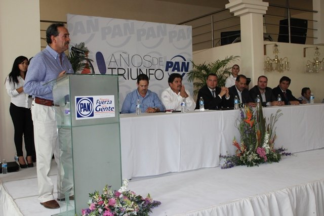 ¡El PAN festejó el 20 aniversario de su triunfo en Aguascalientes!
