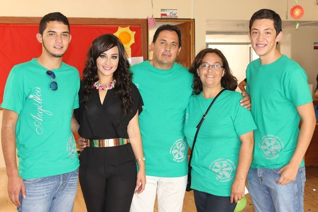 ¡Angélica del Río regaló magia a niños de la Casa Hogar Plácido Domingo!