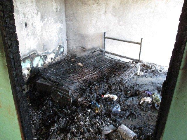 ¡Incendio acabó con una humilde vivienda en Aguascalientes!